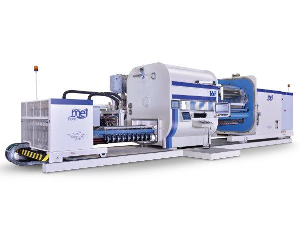 Vacuum Metallizer NordMet Plus 12-16 Image